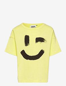 Rabecke - sleeveless - painted wink yellow