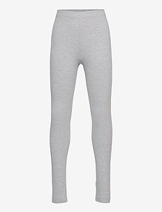 Nica - leginsy - light grey melange