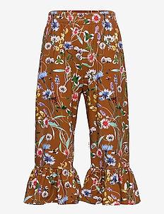 Anis - trousers - wildflowers