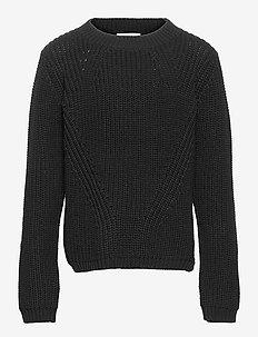 Gillis - jumpers - black