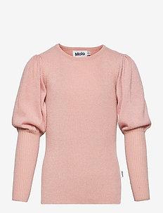 Glenda - jumpers - cameo rose