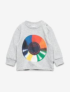 Eloy - sweatshirts - coloured record baby