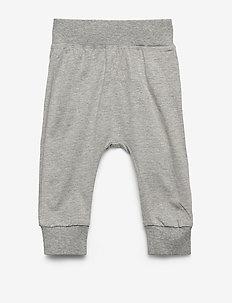 Sammy - spodnie dresowe - grey melange
