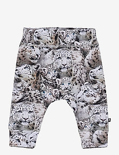 Sammy - trousers - baby leopards