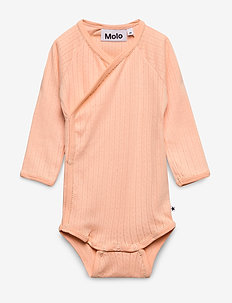 Faye - long-sleeved - pacific coral