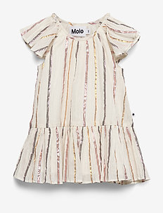 Cindie - dresses - metalic stripe
