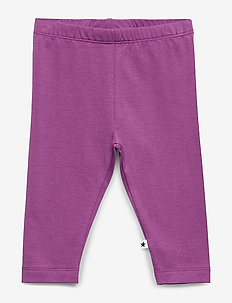 Nette Solid - leggings - amethyst