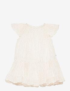 Cindie - kjoler - metalic stripe