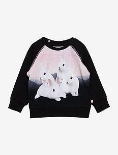 Elsa - langärmelige - white bunnies