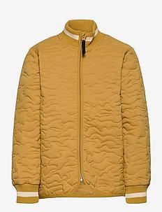 Husky - thermo jacket - honey