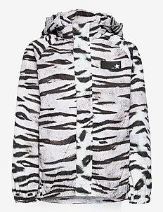 Waiton - overall - tiger white