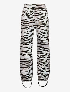 Waits - trousers - tiger white