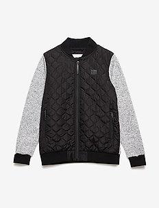 Hagen - jackets - black