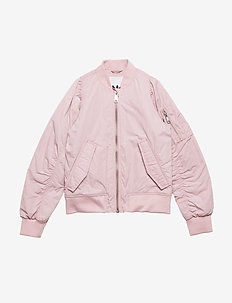 Haylee - bombowiec - pink granite