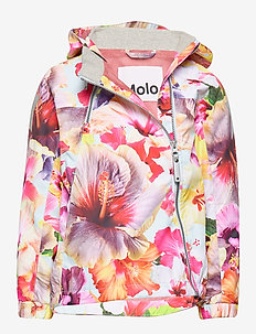 Hopla - softshell jacket - hibiscus dream