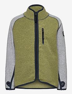 Ulrick - fleecetøj - khaki green