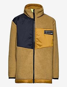 Urbain - fleecetøj - khaki