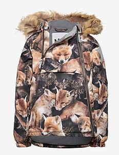 Hopla Fur - FOX CAMO
