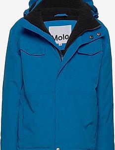 Henny - wyściełana kurtka - blue