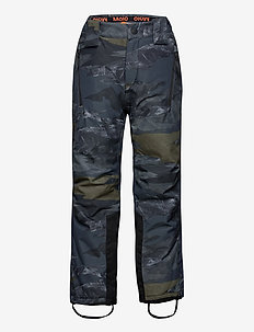 Jump pro - winter trousers - mountain camo