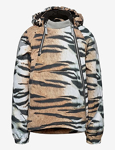 Hopla - softshell jacket - wild tiger