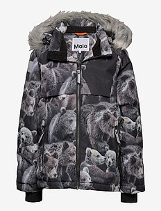 Castor Fur - parki - teddy