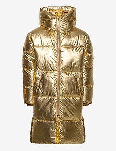 Harper - gewatteerde jassen - golden