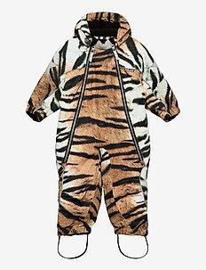Pyxis - snowsuit - wild tiger