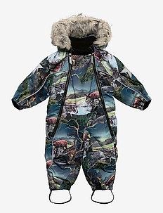 Pyxis Fur - snowsuit - creation