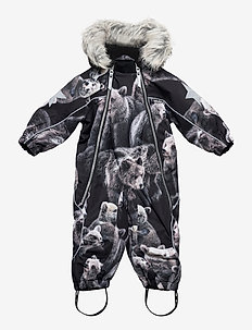 Pyxis Fur - snowsuit - teddy