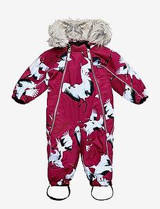 Pyxis Fur - snowsuit - the dance of life