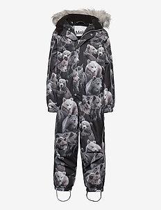 Polaris Fur - vintertøj - teddy