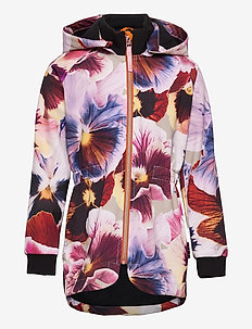 Hillary - softshell jacket - giant floral