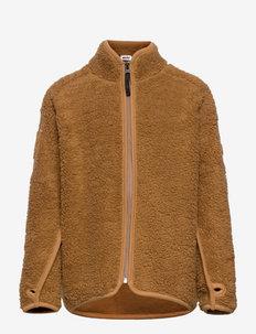 Ulan - fleece jacket - sandstone