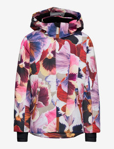 Pearson - winter jacket - giant floral