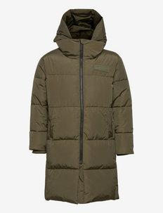 Harper - winter jacket - vegetation