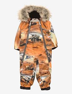 Pyxis Fur - snowsuit - mars