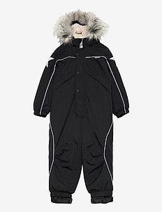 Polaris Fur - snowsuit - black