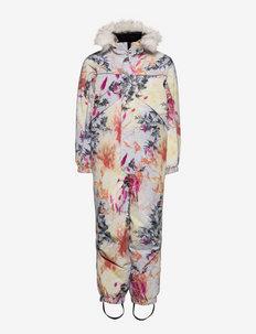 Polaris Fur - snowsuit - eternal flowers