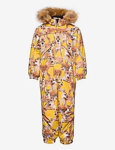 Polaris Fur - snowsuit - fawns