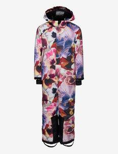 Hux - snowsuit - giant floral