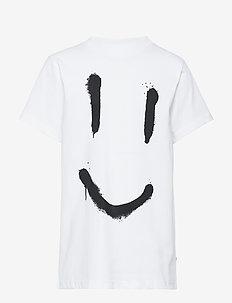 Reeve - WHITE SMILY
