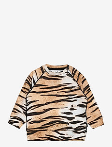 Dicte - sweatshirts - wild tiger isoli
