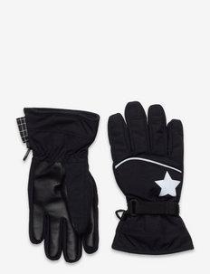 Mack Active - mützen & handschuhe - black