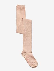 Glitter tights - POWDER