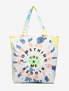Tote Bag - totes & small bags - multi tie dye