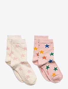 Nesi - skarpetki - rainbow stars