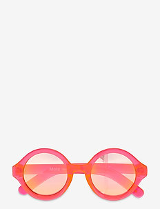 Shelby - solbriller - neon coral