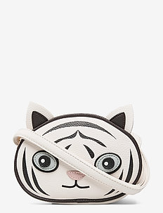 Tiger Bag - totes & small bags - white star
