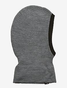 Kurt - balaclava - grey melange